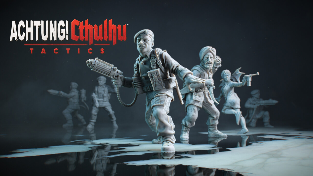 Achtung Cthulhu Tactics